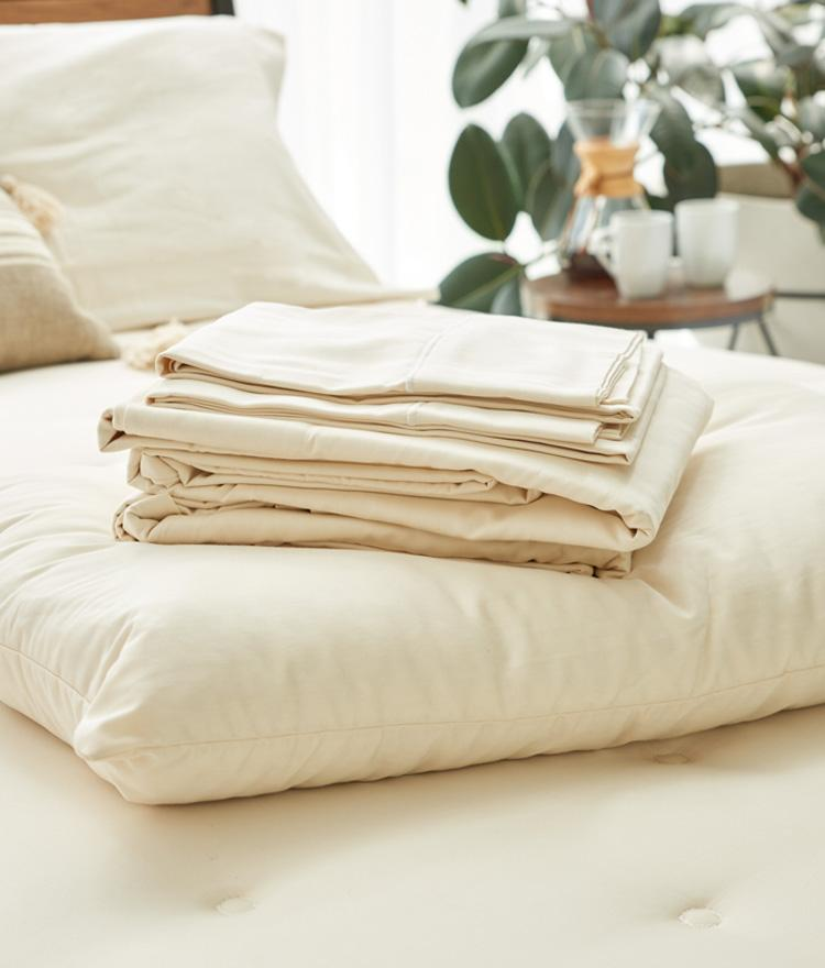 Upgrade Your Sleep With These Organic Bedding Staples
