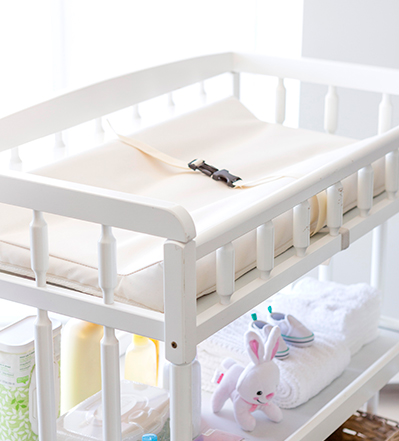 Organic Changing Table Pads