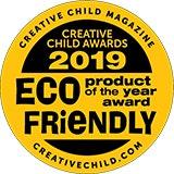 Creative Child Magazine Eco Friendly Product of the Year Award
