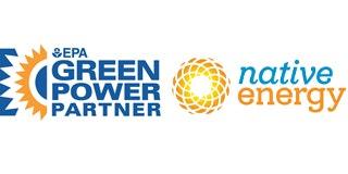 EPA Green Power Partner Native Energy Logo