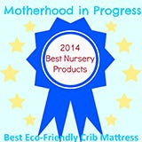 Motherhood in Progress Best Eco-Friendly Crib Mattress