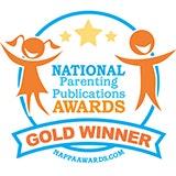 National Parenting Publications Gold Winner Award