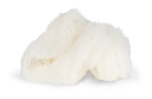 Fluffy Chunk of Organic Wool