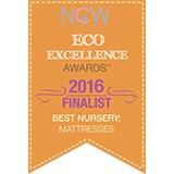 NCW Eco Excellence Best Nursery Mattresses Finalist Award