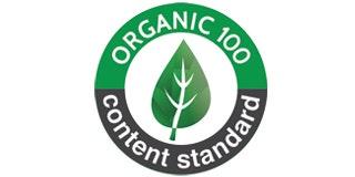 OCS100 Content Standard Certification Logo