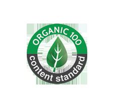 OCS Organic 100 Logo