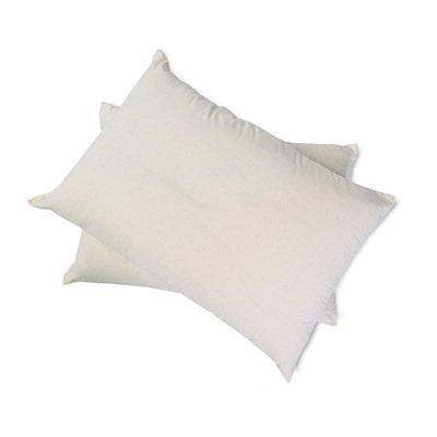 naturepedic organic pla cotton pillow