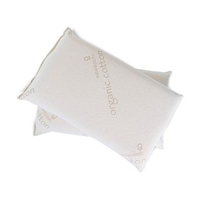 naturepedic solid organic latex pillow