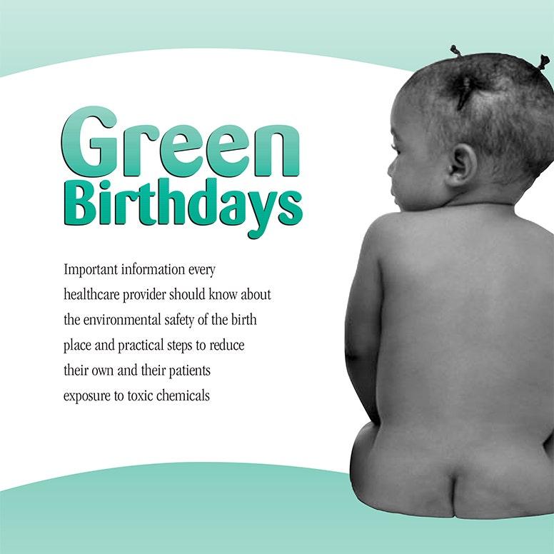 Screenshot of Green Birthdays Cover