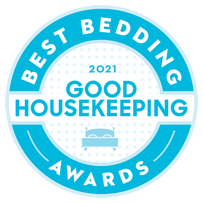Good Housekeeping 2021 Best Bedding Award